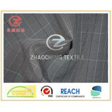 N / P Ribstop Deux façons d'élasticité en tissu (ZCGF091)