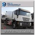 10 Cubic Mixing Tank Truck 6X4 Concrete Mixer Truck