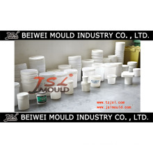 Customize Injection Plastic Paint Bucket Mould