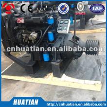 Weichai R6105IZLP 120KW motor diesel com embreagem e polia