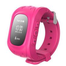 G36 Kinder Smartwatch mit Sos Funktion, Kinder GPS Armbanduhr mit Monitoring für Anti-Lost