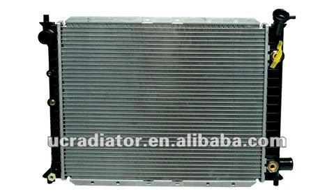 Auto Radiator For FORD Tracer