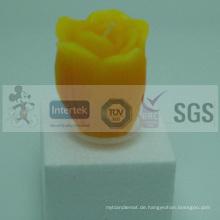 SGS genehmigte Tulpe-Kunst-Kerze