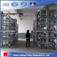 Cage de machines agricoles d'équipement de volaille pour le poulailleur de couche