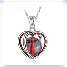 Joyería de plata esterlina collar 925 colgante de moda (nc0085)
