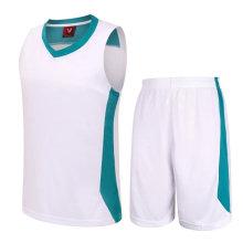 Polyester Basketball Jersey Uniform Design