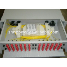 19 inch ODF 12/24/48/72/96core Fiber optic Distribution box,drawer type fiber optical distribution frame, distribution box