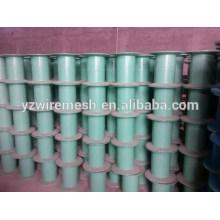 Alambre electro galvanizado del hierro del precio bajo (fábrica)