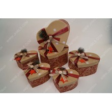 ODM for Hat packing box Bow tie snowflake heart gift box supply to Yugoslavia Supplier