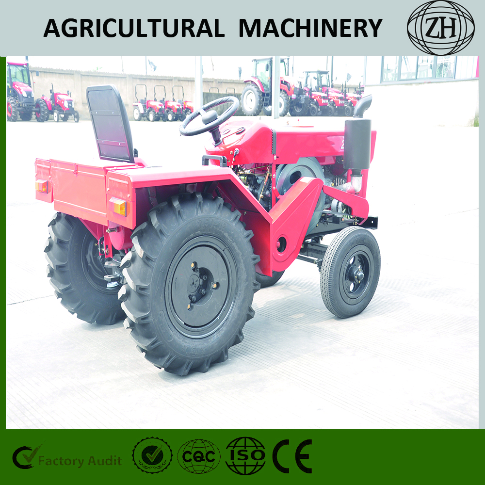Fuel Efficient 2WD 20 HP Agricultural Wheel Tractor