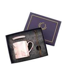 New Design Coffee Mug Packaging Box customized Best selling coffee packaging boxs suppliers paper box