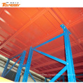 warehouse metal steel mazzanine multi-tier platform rack