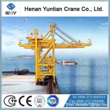 Fabricante de China NewType Grab Ship Unloader, cargador de barco