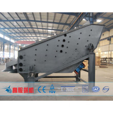 GLS Series Probability Vibrating sieve screen for Quartz sand