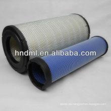 El reemplazo para DONLADSON cartucho de limpieza de aire P828889, elemento del filtro de aire