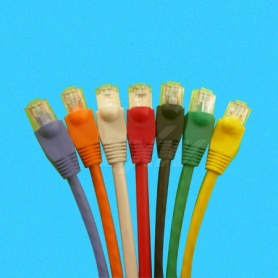 Cat6 Patch Cord UTP Jacket PVC