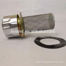 QUQ2-10 * 0,63 DEMALONGO Filtro de ventilación de aire de suministro