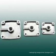 Hot! Aluminium Die Casting Part with ISO9001 Cylinder Lock Cover