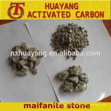 Medical stone filter media for water purification/maifanite
