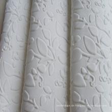 Luxus billig bedruckte Polyester Scuba Jersey Stoff