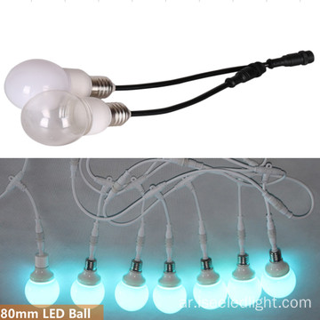 لمبة E27 DMX RGB LED للسقف