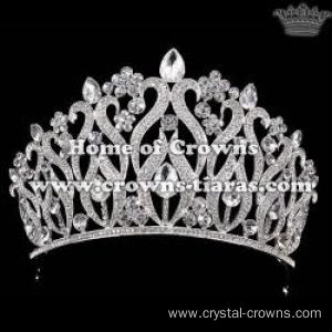 Wholesale Diamond Party Queen Crowns