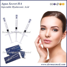 Hyaluronate Acid Injection Dermal Filler
