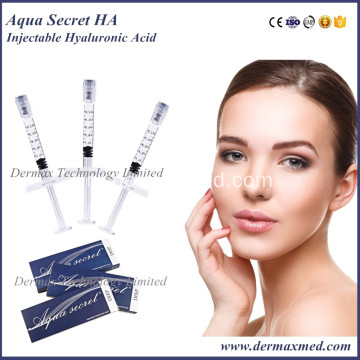 Hyaluronate+Acid+Injection+Dermal+Filler