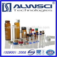 Estável para pH6-13 13mm 0.22um tamanho de poro PTFE Filtro de seringa hidrófoba soldada