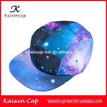 2015 popular style galaxy 5 panel caps