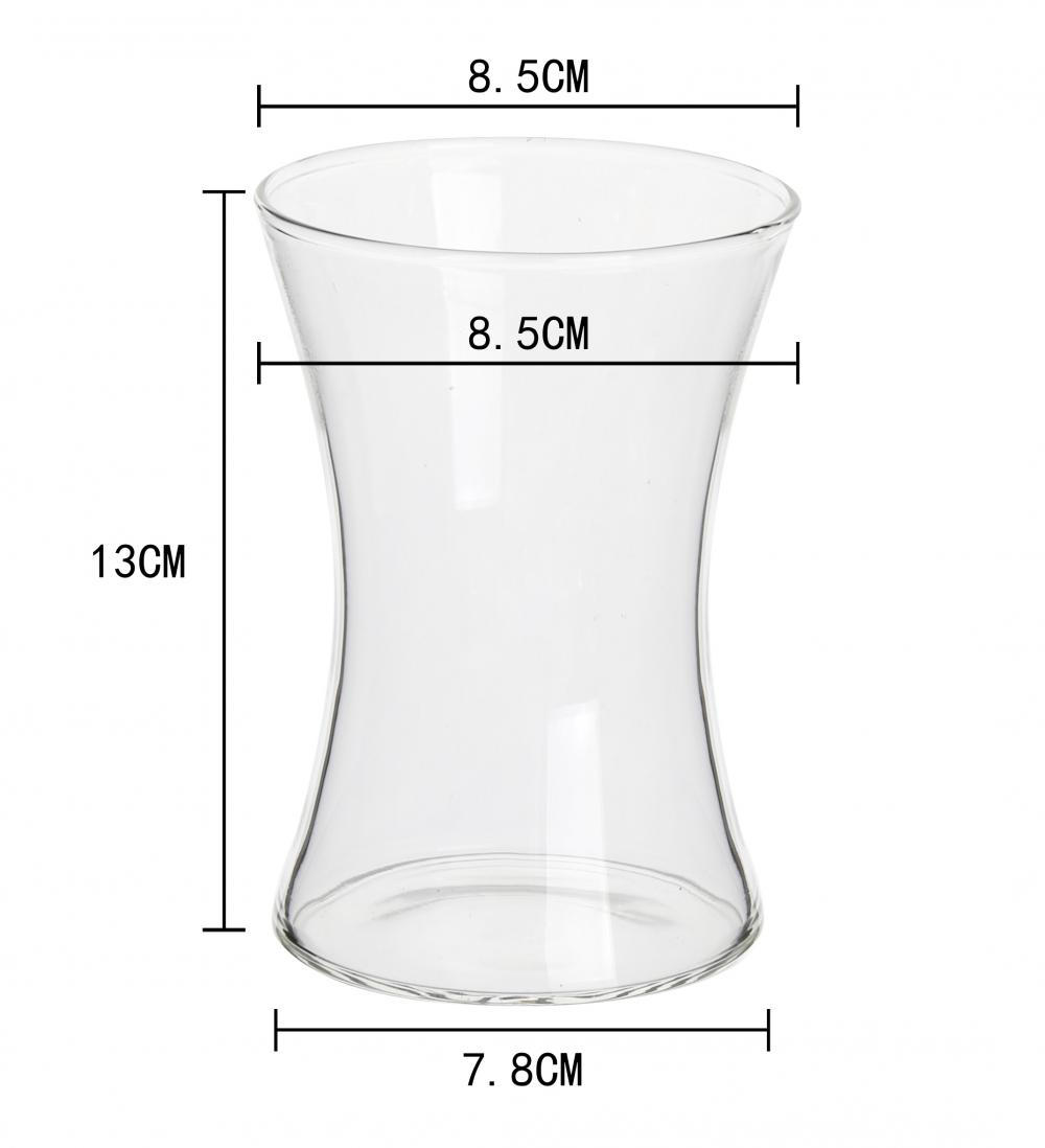 cheap lead free tea water drinking glass cup
