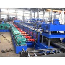 Máquina formadora de rolo ferroviário de guarda de duas ou três ondas