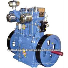 Lister-Diesel-Motor