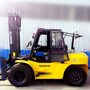 7 ton diesel forklift truck for lifting container