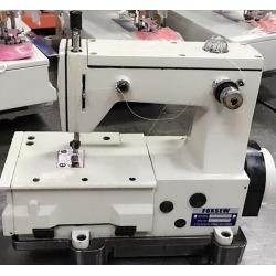 Maszyna do szycia z podwójną nicią łańcuchową