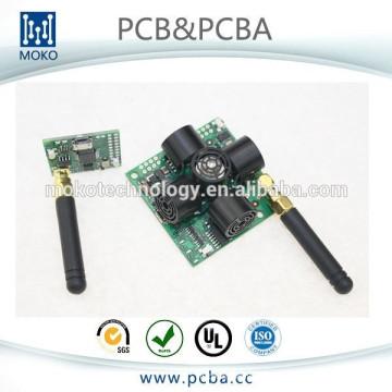 Traqueur GPS FR4 personnalisé avec antenne