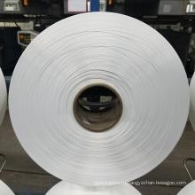 Высококачественная полутусклая пряжа из полиэстера SD POY