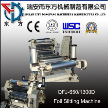 Pharmacy Transfer Foil Roll Cutting Machine
