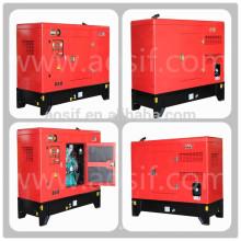 250 кВт генератор, резервный генератор 6LTAA тихий дизель-генератор