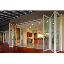 2015 Popular Thermal Break Aluminum Folding Door