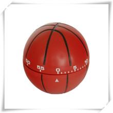 Temporizador em forma de basquete para promoção / brinde promocional
