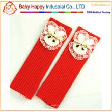 Hot sale soft fabric cute baby glitter leggings