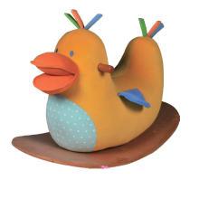 Fábrica de suministro Rocking Animal Toy-Duck