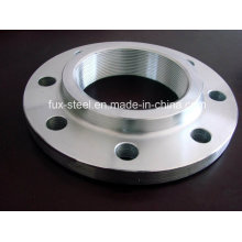 Galvanized Threaded Flange