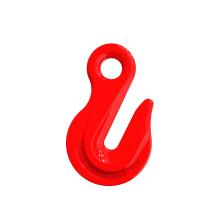 eye and hook G80 u.s type eye grab hook stainless steel snap hook