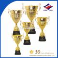 Big cup metal trophy Sports championship trophy