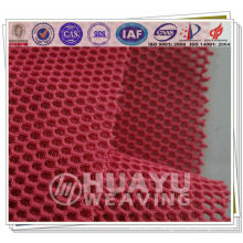 3d spacer sports shoes fabric mesh