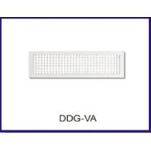 difusor de aire y rejillas de doble deflexión