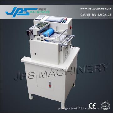 Jps-160A Ceinture Automatique De Coton, Ceinture De Couleur, Machine De Découpe De Courroie De Nylon