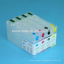 788xxl T7881-T7884 cartucho de tinta recarregável para Epson Workforce PRO WF-5190 WF-5690 Impressoras